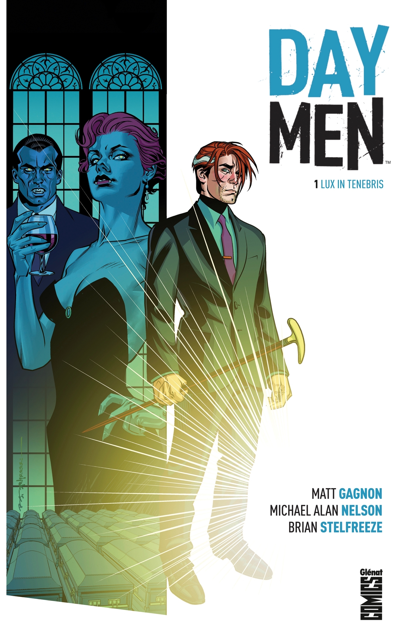 DAY MEN - TOME 01