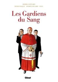 LES GARDIENS DU SANG - INTEGRALE 2015