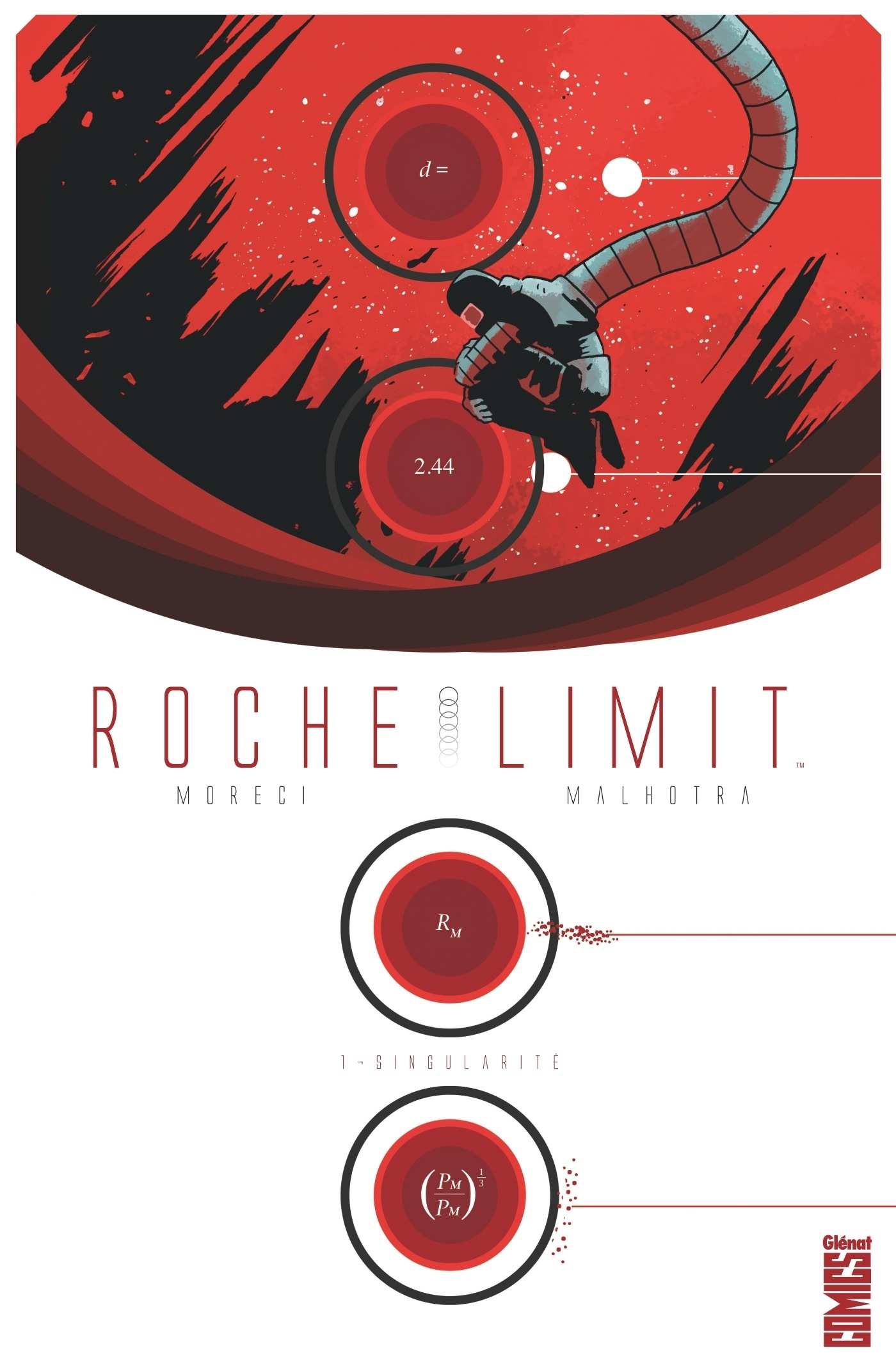 ROCHE LIMIT - TOME 01