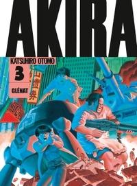 AKIRA (NOIR ET BLANC) - EDITION ORIGINALE - TOME 03