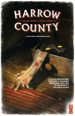 HARROW COUNTY - TOME 01