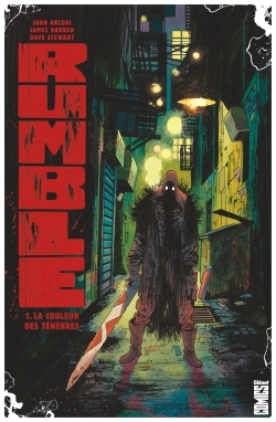 RUMBLE - TOME 01