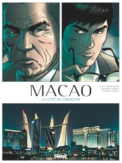 MACAO - TOME 01 - LA CITE DU DRAGON