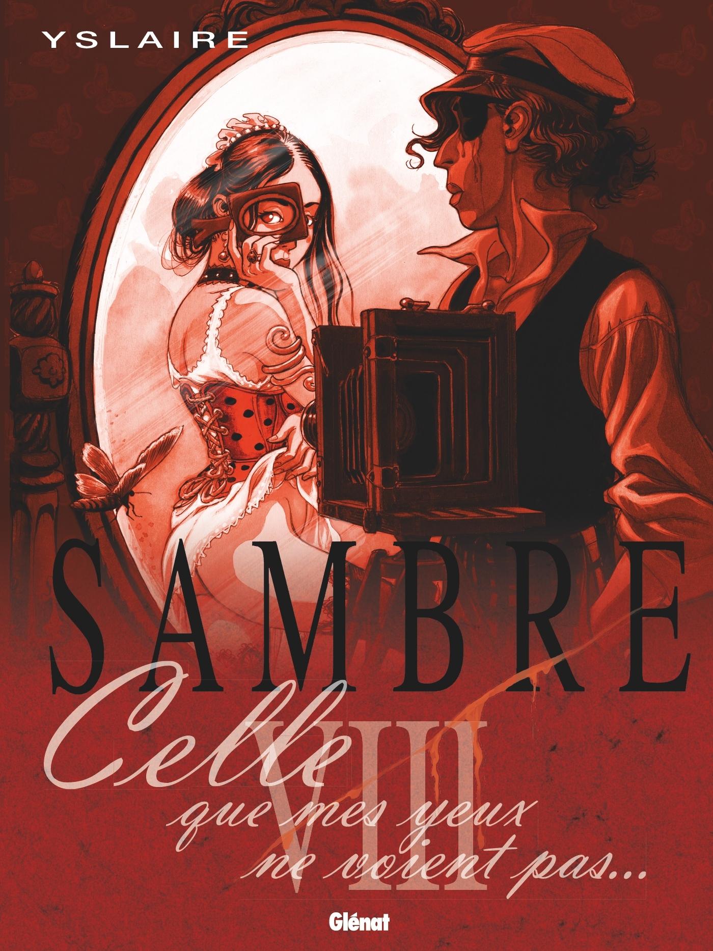 SAMBRE - TOME 08 - CELLE QUE MES YEUX NE VOIENT PAS...