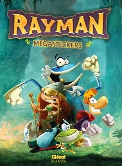 RAYMAN - ACTIVITES - MEGASTICKERS