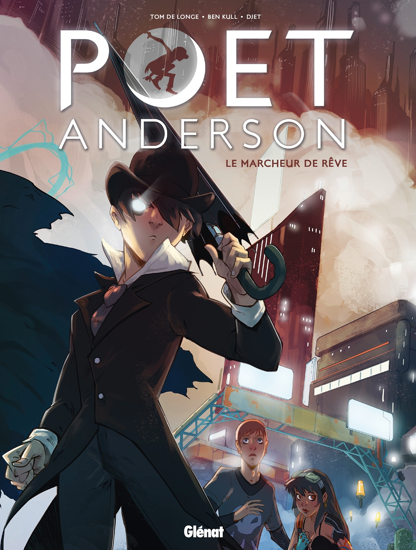 POET ANDERSON - THE DREAM WALKER