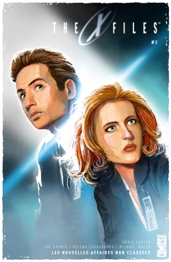 THE X-FILES - TOME 02 - LES NOUVELLES AFFAIRES NON CLASSEES