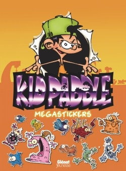 KID PADDLE - ACTIVITES - MEGASTICKERS