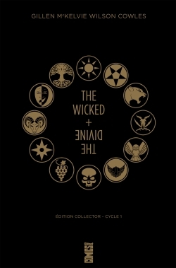 THE WICKED + THE DIVINE - TOME 01 - EDITION COLLECTOR