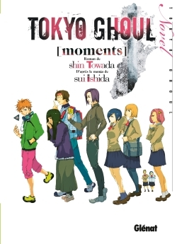 ROMAN TOKYO GHOUL - TOME 01