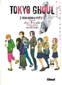 ROMAN TOKYO GHOUL - TOME 01