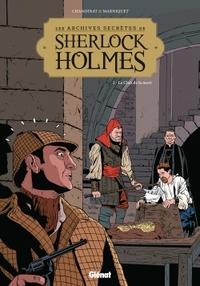 LES ARCHIVES SECRETES DE SHERLOCK HOLMES - TOME 02 NE