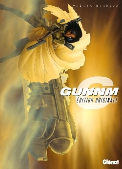 GUNNM - EDITION ORIGINALE - TOME 06
