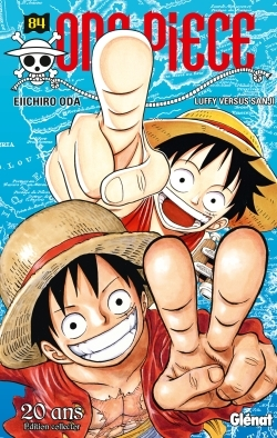 ONE PIECE - EDITION ORIGINALE 20 ANS - TOME 84
