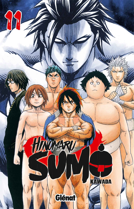 HINOMARU SUMO - TOME 11