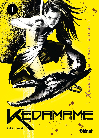 KEDAMAME L'HOMME VENU DU CHAOS - TOME 01