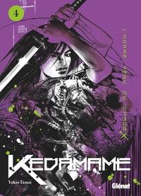 KEDAMAME L'HOMME VENU DU CHAOS - TOME 04