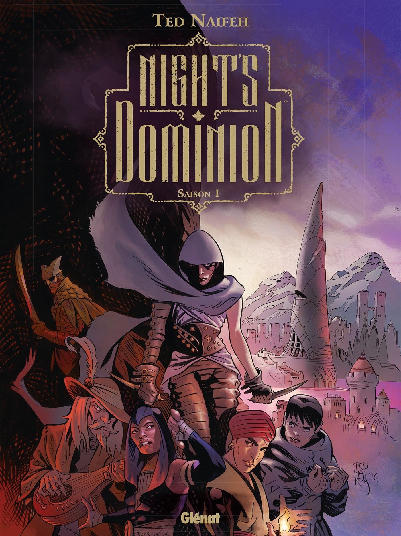 NIGHTS DOMINION - TOME 01