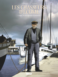 LES CHASSEURS D'ECUME - TOME 08 - 1960 - NE PAS PERDRE UN HOMME