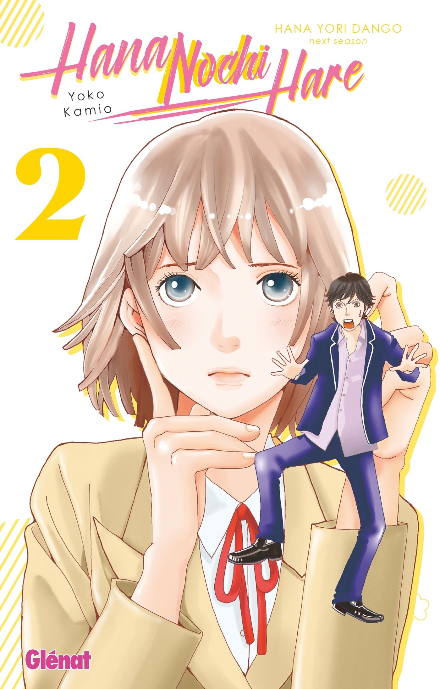 HANA NOCHI HARE - TOME 02