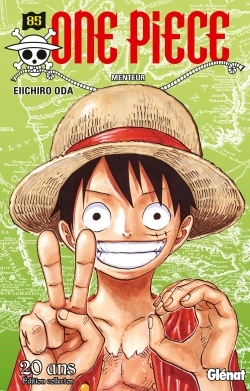 ONE PIECE - EDITION ORIGINALE 20 ANS - TOME 85