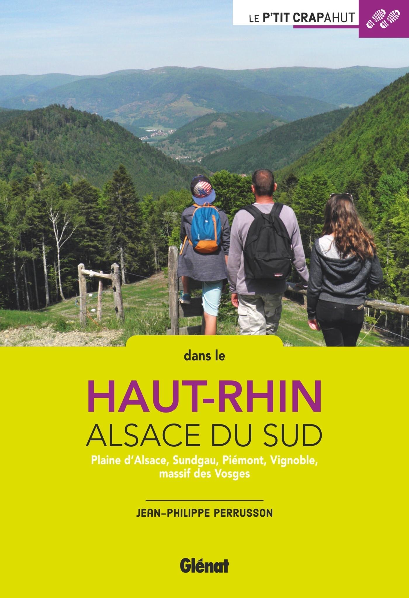 DANS LE HAUT-RHIN ALSACE DU SUD (2E ED)