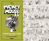 MICKEY MOUSE PAR FLOYD GOTTFREDSON N&B - TOME 02