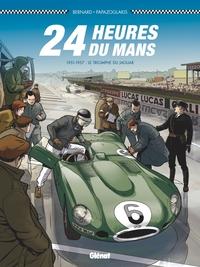 24 HEURES DU MANS - 1951-1957 - LE TRIOMPHE DE JAGUAR