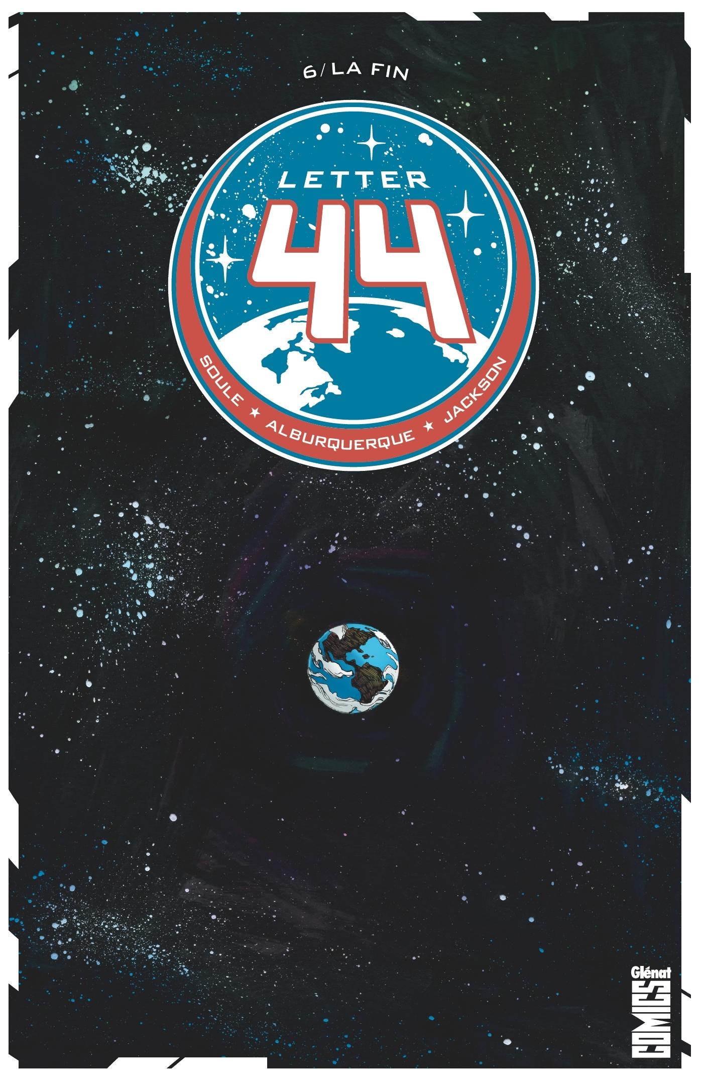 LETTER 44 - TOME 06 - LA FIN