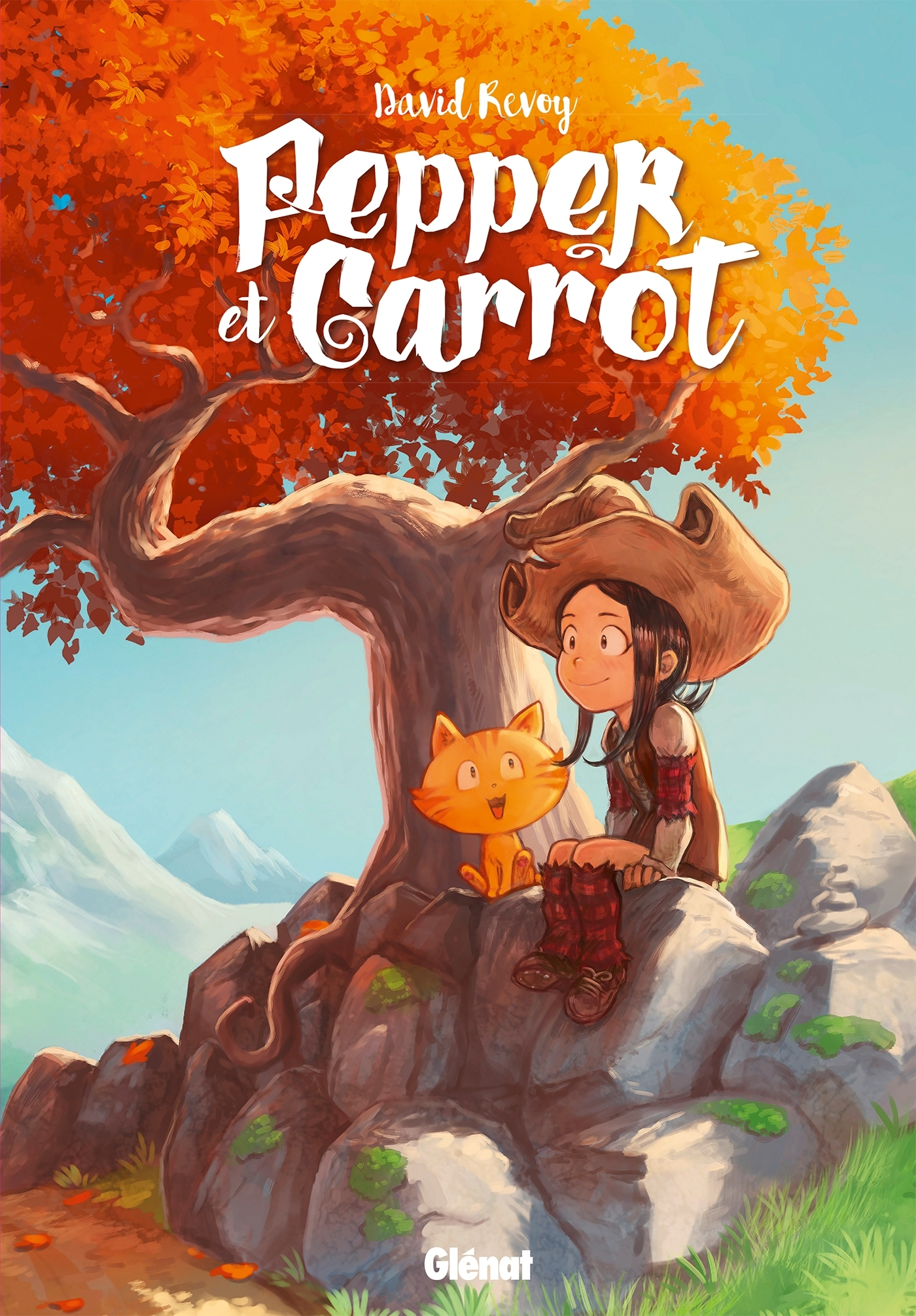 PEPPER ET CARROT - COFFRET