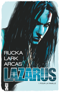 LAZARUS - TOME 01 - OFFRE SPECIALE - POUR LA FAMILLE