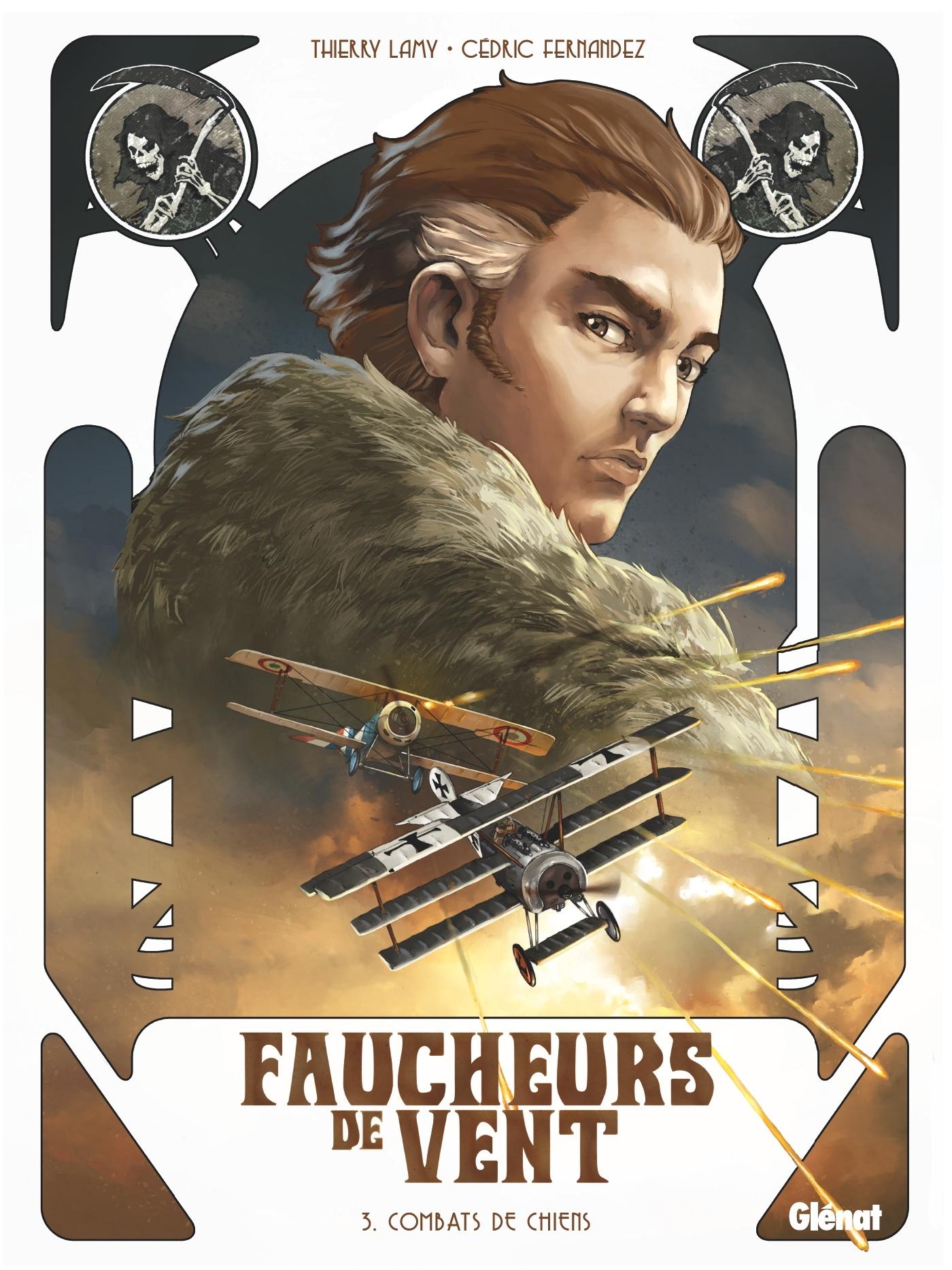FAUCHEURS DE VENT - TOME 03 - COMBATS DE CHIENS