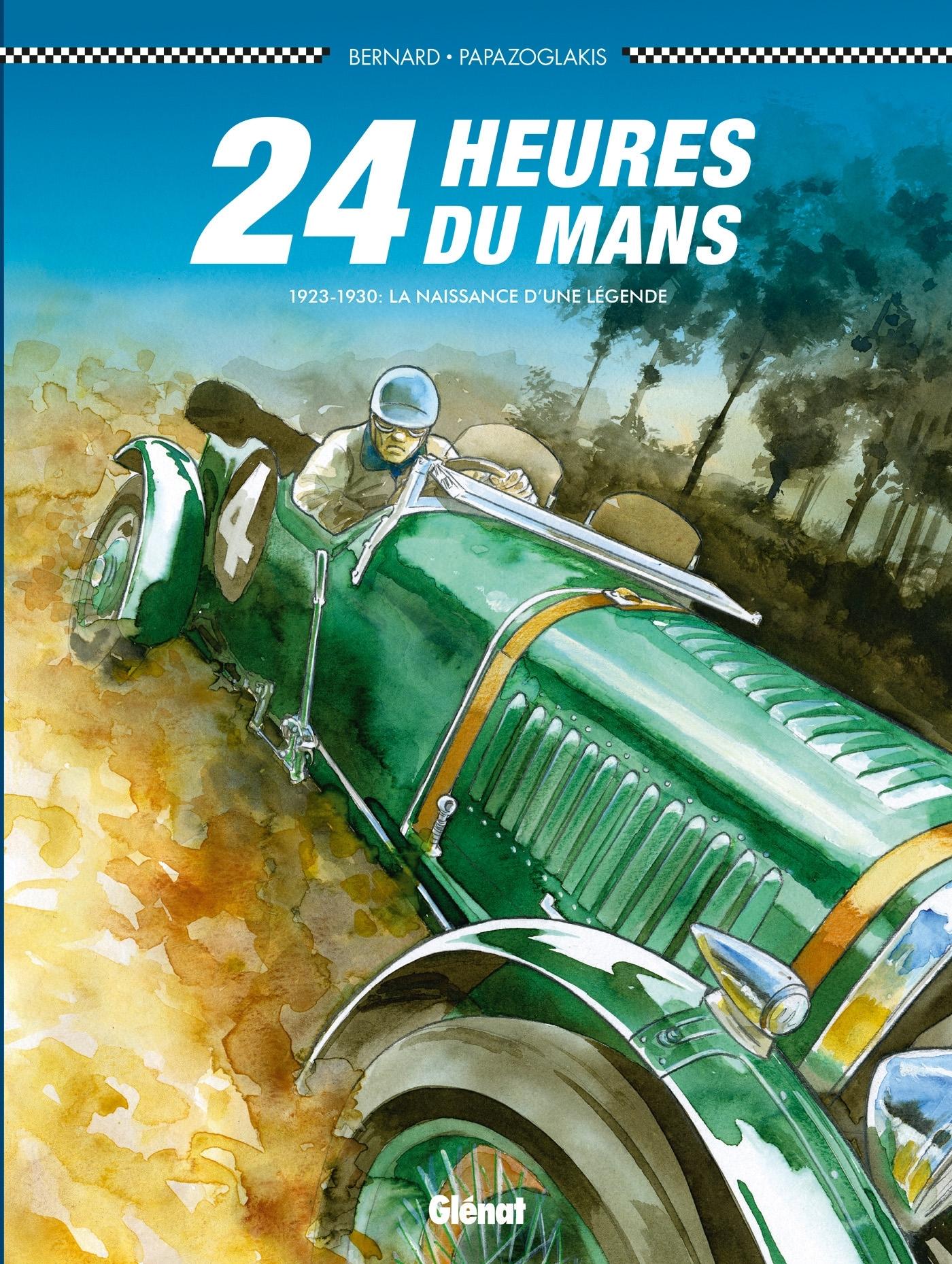 24 HEURES DU MANS - 1923-1930 - LES BENTLEY BOYS