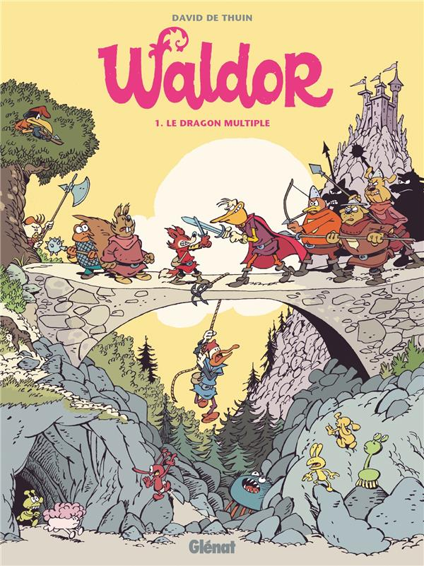WALDOR - TOME 01 - LE DRAGON MULTIPLE