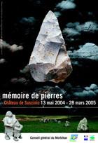 MEMOIRE DE PIERRES