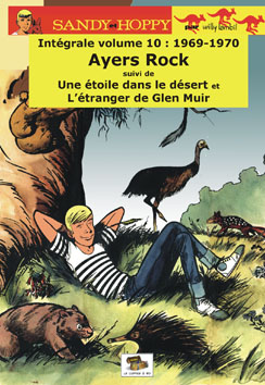 SANDY ET HOPPY TOME 10