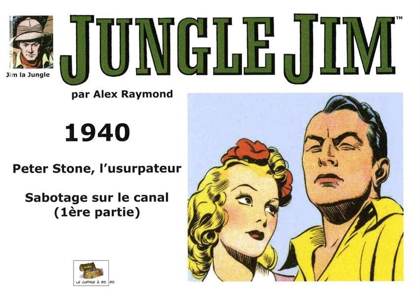 JUNGLE JIM 1940