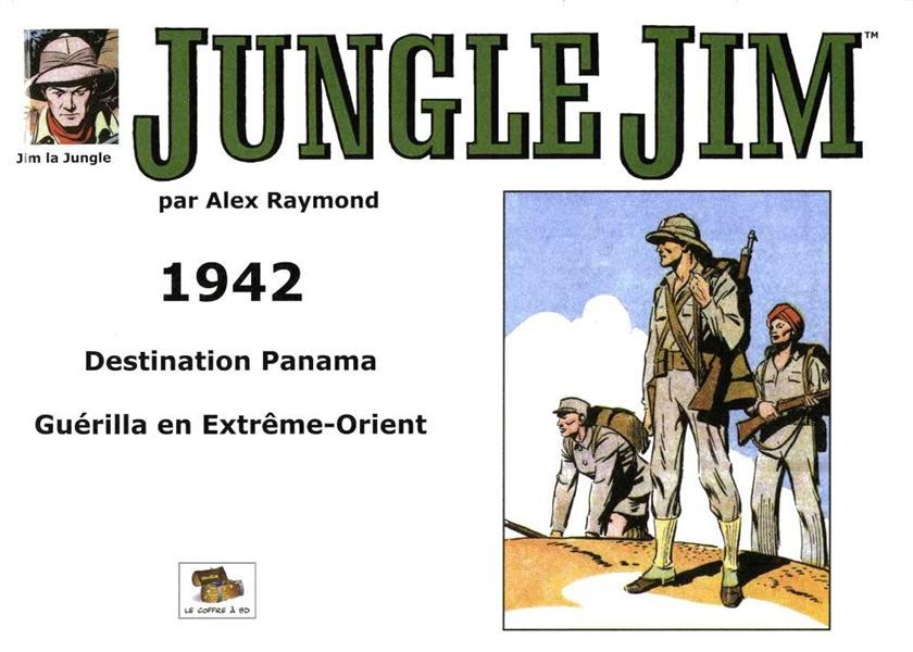 JUNGLE JIM 1942