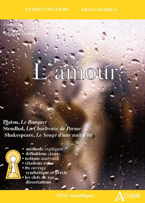L'AMOUR - TROIS OEUVRES 2019