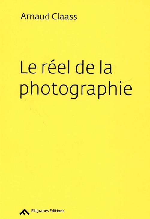 LE REEL DE LA PHOTOGRAPHIE