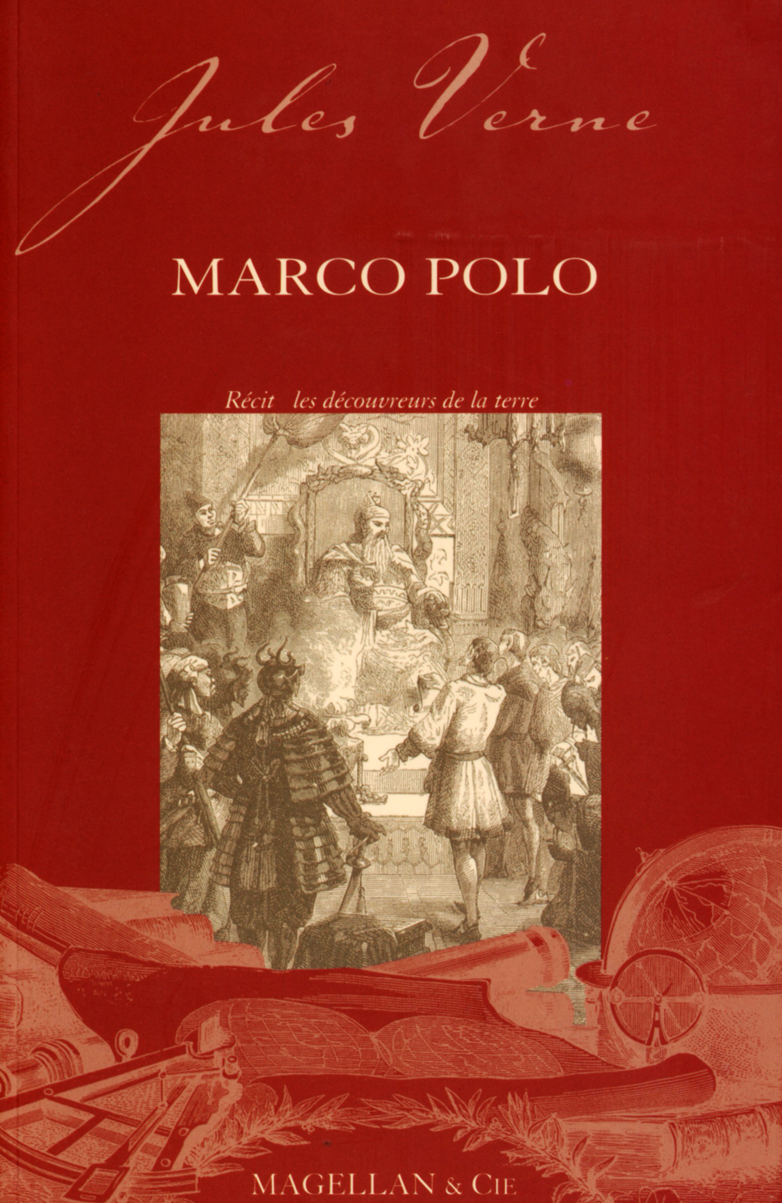 MARCO POLO  - VERNE JULES