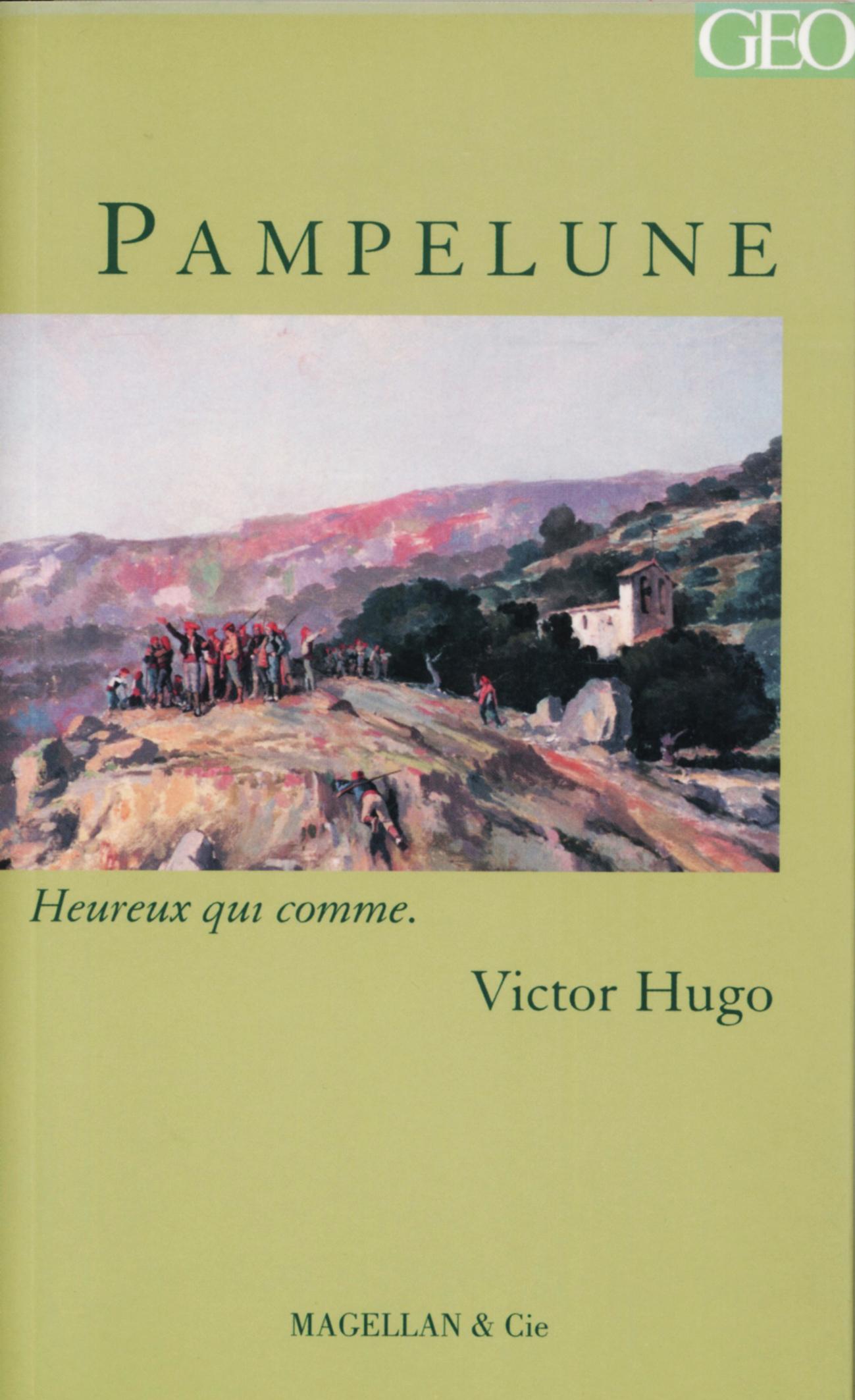 PAMPELUNE  - HUGO VICTOR