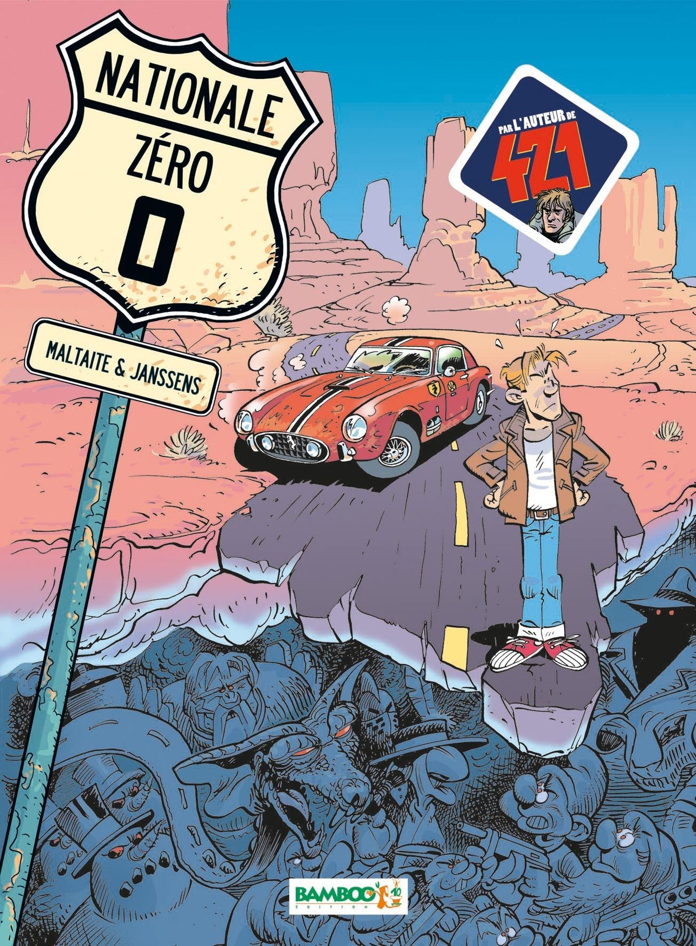 NATIONAL ZERO - TOME 1