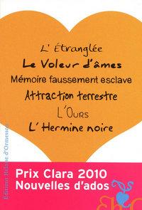 PRIX CLARA 2010 - NOUVELLE D'ADOS