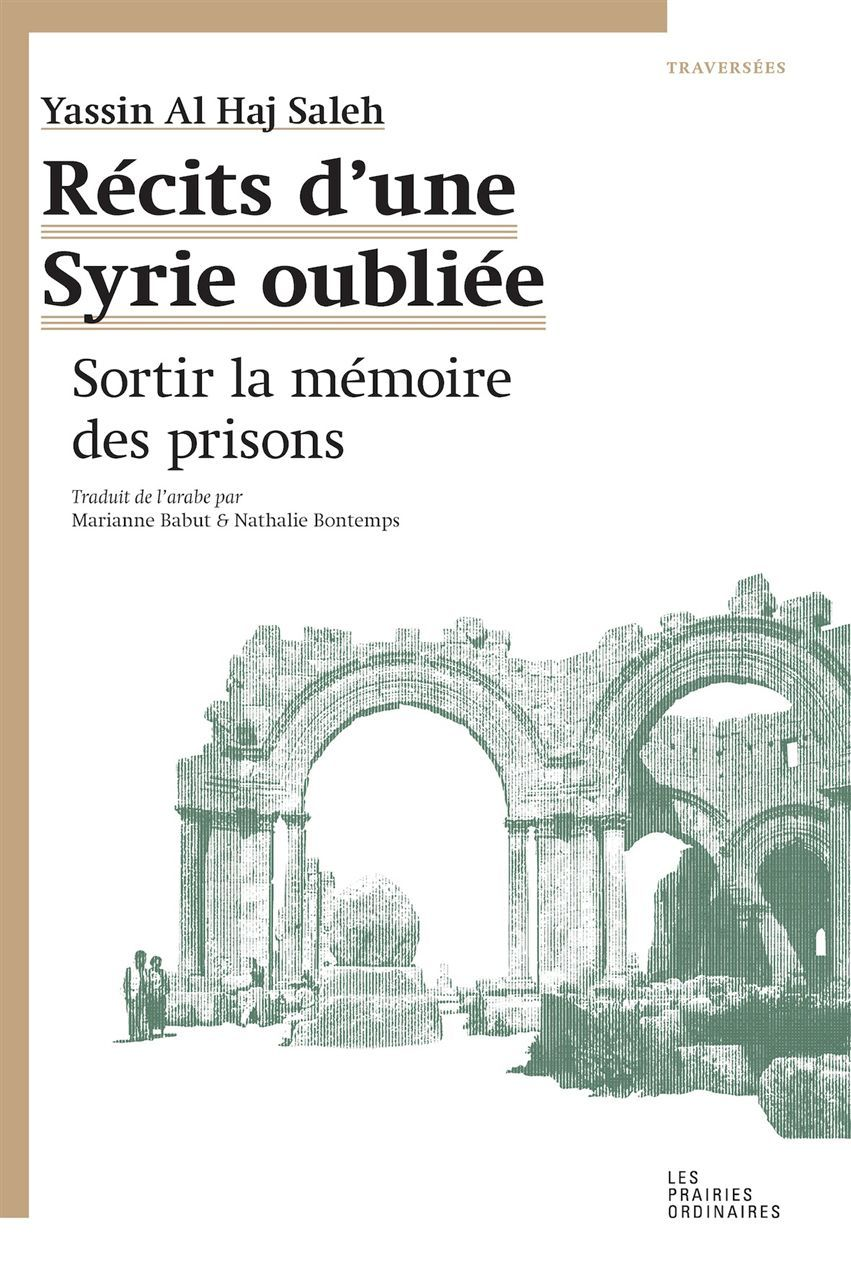 RECITS D'UNE SYRIE OUBLIEE