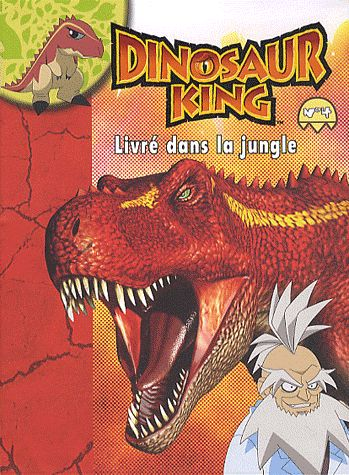 DINOSAUR KING 4