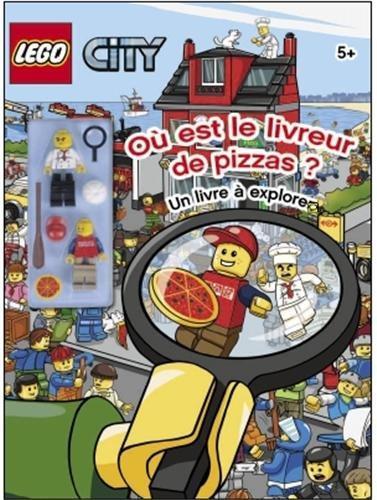 LEGO OU EST LE LIVREUR DE PIZZAS
