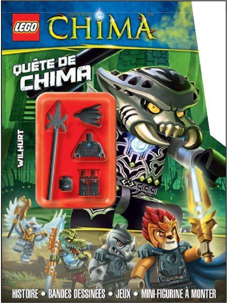 LEGO CHIMA T5 QUETE DE CHIMA