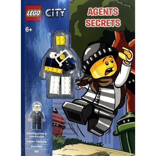LEGO CITY AGENTS SECRETS