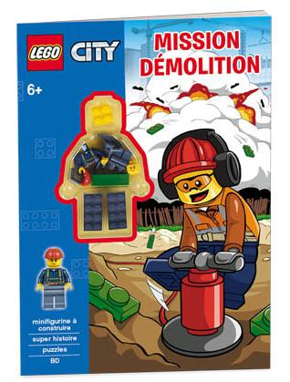 LEGO CITY MISSION DEMOLITION